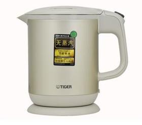 虎牌(tiger)电热水瓶壶日本智能速热开水烧水瓶双层静音电水壶PCH-A08C 0.8L