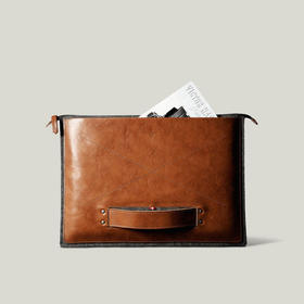 Hardgraft 复古笔记本手拿包 |13寸 MacBookPro/air(英国)