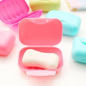 家居用品  糖果色香皂盒   文具