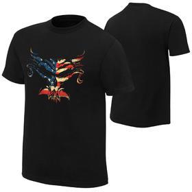 布洛克·莱斯纳Brock Lesnar American Pride 短袖T恤