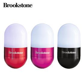 美国Brookstone Tipsy 不倒翁LED灯  独特设计  便携小夜灯  各种颜色组合可选(顺丰包邮)