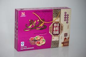 鲜桃脯礼盒
