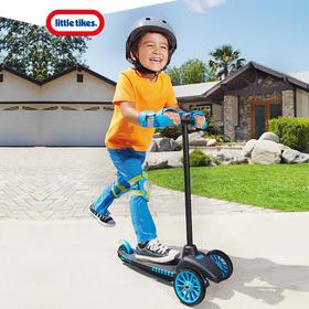 Little Tikes美国 小泰克儿童三轮滑板车