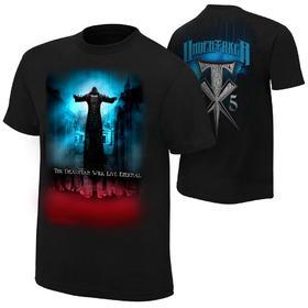 送葬者Undertaker Live Eterna 短袖T恤