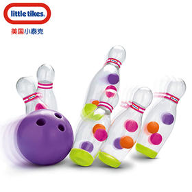 小泰克好彩保龄球(紫色/绿色)