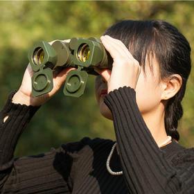 【户外】99式高清望远镜 双筒高倍望远镜 带坐标测距军迷夜视望远镜