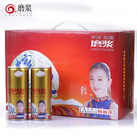 杨丽萍代言 磨浆 云南核桃乳特产植物蛋白饮料核桃露金罐