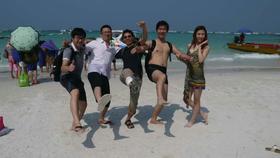 华人教师阿龙带你玩泰国曼谷