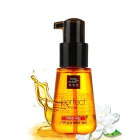 韩国爱茉莉玫瑰橄榄蜂蜜护发精油护发油70ml/瓶Amore免洗