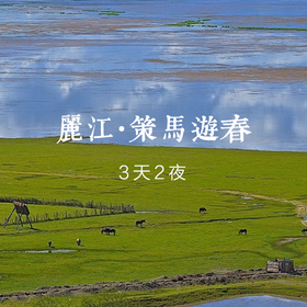 丽江 · 骑马仗走石头村落 3天2夜