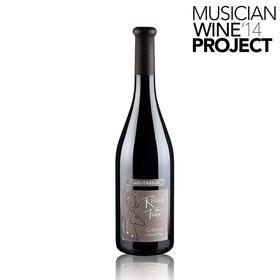 音乐人葡萄酒计划蔡健雅拜访法国进口瑞图法兰干红葡萄酒包邮