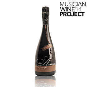 音乐人葡萄酒计划西班牙进口AVANT瑞伯特酒庄守望者卡瓦起泡酒