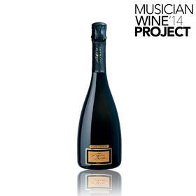 音乐人葡萄酒计划蔡健雅拜访法国进口酷乐品丽珠气泡酒起泡酒包邮