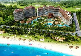 三亚湾海居铂尔曼度假酒店 豪华海景房