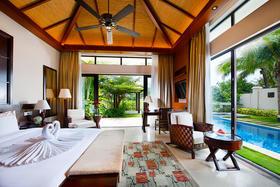三亚维景国际度假酒店 豪华高尔夫景房 1间夜房券