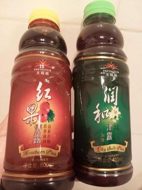 红果、润和果汁浓浆