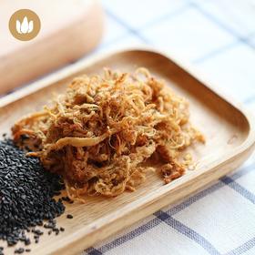 食味的初相 嚼嚼看(原味肉条)清风明月吃茶时 原味肉丝/肉松  100g