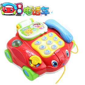 智能电话车