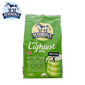 【澳洲】澳洲德运高钙脱脂成人奶粉 1kg