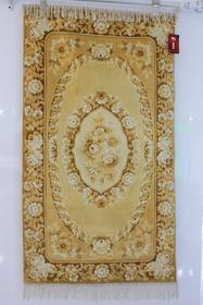 手工地毯(浅牡丹)