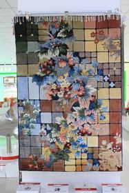 手工地毯(大牡丹)