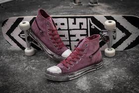 做旧复古潮流男鞋