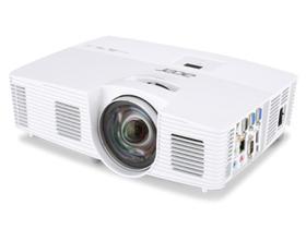 Acer/宏碁T410DTB投影机教育短焦投影机1米投81寸3300流明正品