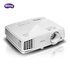BENQ明基投影仪MS527家用商用高清3D投影机支持1080P MS524升级版