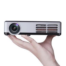 轰天炮DLP600投影仪家用高清1080P投影机微型无线wifi智能办公