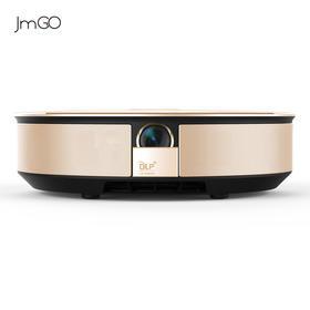 JmGO坚果G1S 投影仪 3D智能高清1080p 微型无线WiFi 家用投影机