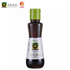 禾然有机酱油 160ml