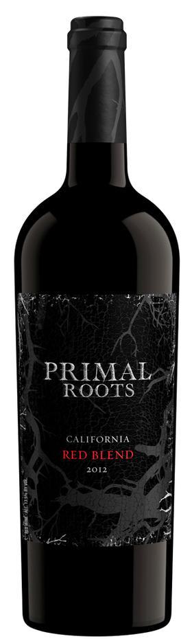 美国紫藤(PRIMAL ROOTS)干红2012,酒庄新标