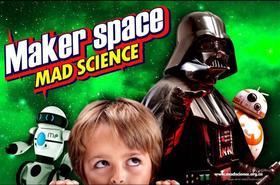 外教·全球同步—星际创客空间营Maker Space Summer Camp 全日制五日走读营 2016 Mad Science 神奇科学堂 科学主题夏令营