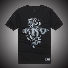 WWE 正品 兰迪·奥顿Randy Orton Recoiled报应 短袖T恤