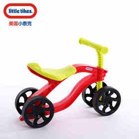 ittletikes 美国小泰克我的第一辆踏行车 滑行学步婴儿玩具车