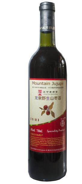 【年中大促,价格直降!】龙泉特制6度山枣蜜酒/大连人最爱/50年老厂信誉保证