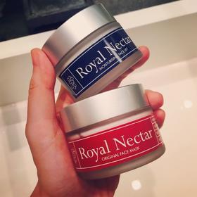 [新西兰原装.pippa]Royal Nectar皇家蜂毒去黄保湿紧致肌肤面膜/面霜50ml