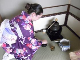 銀座茶禅(竹田先生指导)6人起成团