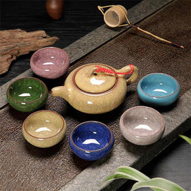 【有赞拼团】整套茶具套装 多款选择
