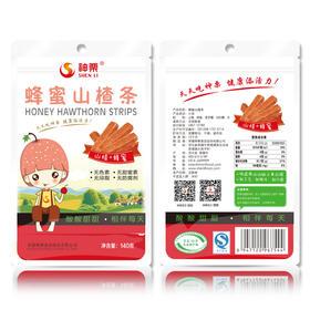 瑞安淘 神栗 蜂蜜山楂条 酸甜可口 140g