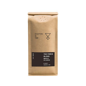 雕刻时光 · 原力拼配咖啡豆 250g / 中深烘焙 / 可代磨咖啡粉