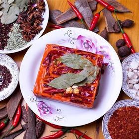 重庆手工牛油麻辣鲜香柱头火锅底料多规格选择