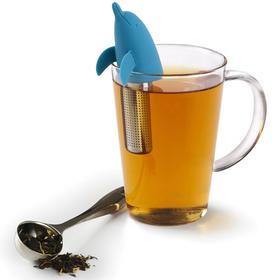 加拿大umbra伙计泡茶器 不锈钢茶漏茶滤滤茶器茶具茶隔茶叶过滤网