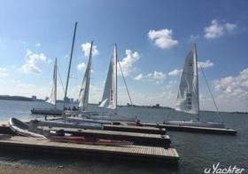 自由行:上海滴水湖帆船体验,感受帆船魅力