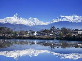 【经典尼泊尔】雪山、村落、丛林亲近自然9日舒适体验之旅