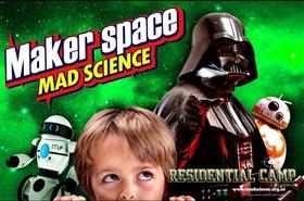 星际创客空间营6天5晚—外教·全球同步 Maker Space Summer Camp 2016 Mad Science 神奇科学堂 上海暑期暑假夏令营 魔都暑期旅游学 微游学