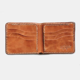 LOYAL STRICKLIN 阿拉巴马牛皮世家经典钱包|2 色(美国)