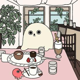 Afternoon tea feat. Plants