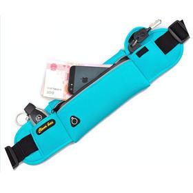 运动腰包多功能贴身跑步腰带包 户外旅行隐形手机腰包