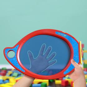 美国Boogie Board Play & Trace液晶儿童手写板 透明描写板